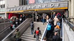 Rottweiler attackiert fünf Menschen nahe Münchener Hauptbahnhof