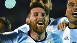 Argentinier dabei, Amerikaner draußen