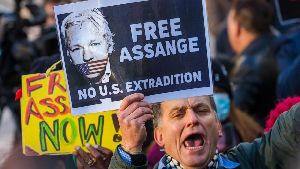 Assanges Odyssee
