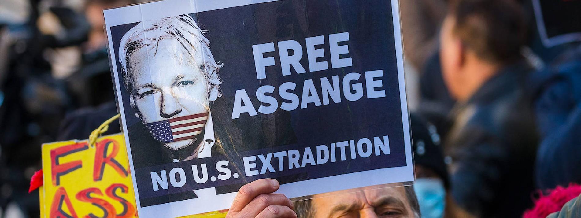 Assange Aktuell