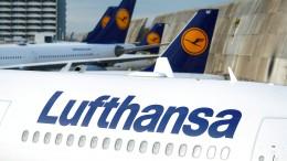 Lufthansa streicht Kurzstreckenangebot um bis zu ein Viertel
