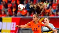 Niederlande und Dänemark stehen im Viertelfinale