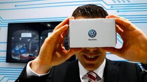 VW überprüft seine Struktur