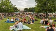 Friedlich: Beim Stoffel-Festival wird es dieses Jahr öfter ruhig zugehen.