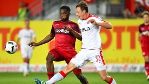 Kaiserslautern bleibt weiter sieglos