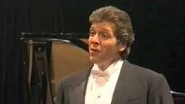"Thomas Hampson singt ""Der Lindenbaum"""