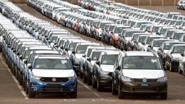 Autobranche erwartet 2020 ein Viertel weniger Verkäufe