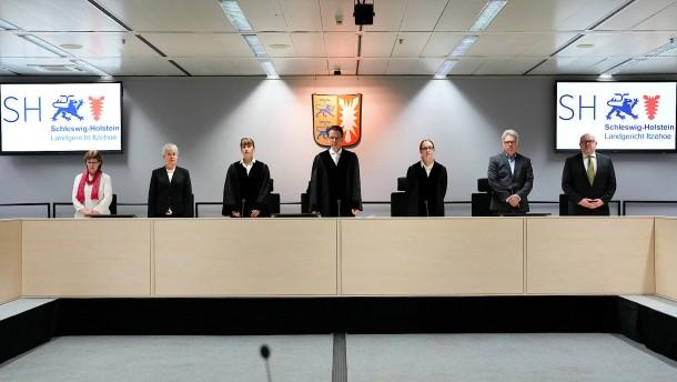 Angeklagte in KZ-Prozess nach Flucht gefasst