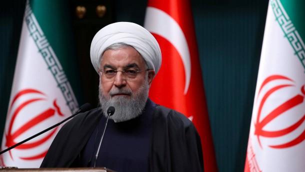 Iran regt Tankertausch an