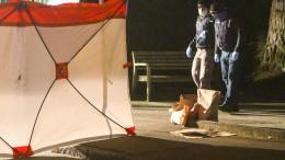 Mann stirbt nach Streit an Augsburger Haltestelle