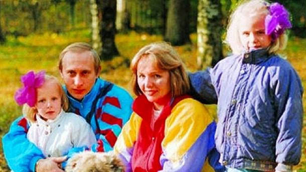 Putins Töchter sollen die Wissenschaft retten