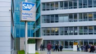 Der Softwarehersteller SAP ist zunehmend mit der Kritik von Kunden konfrontiert.