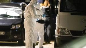 Polizei ermittelt nach Einbruch wegen Mordverdachts