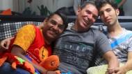 Kolumbianer schließen erste Dreier-Ehe