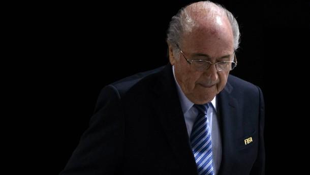 Sportgerichtshof lehnt Blatters Einspruch ab