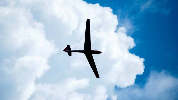 Segelflieger im Münsterland abgestürzt