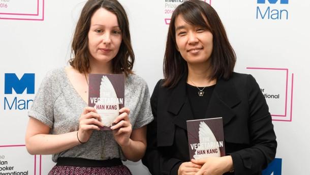 Man Booker International Prize geht an Koreanerin Han Kang
