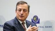Draghi: Geldpolitischer Ausblick ist wirksames Instrument