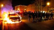 Ausschreitungen in Ferguson