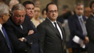 Frankreich unter Beschuss