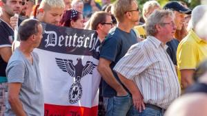 Rechte bedrohen Heidenaus Bürgermeister