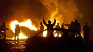 Hunderte gewaltbereite Linksextremisten in Hessen