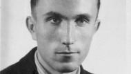 Niklas Luhmann auf einem Porträt aus dem Jahr 1949