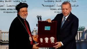 Erster Kirchenneubau in der Türkei seit 1923