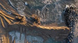 Eine der verheerendsten Ölkatastrophen Kaliforniens