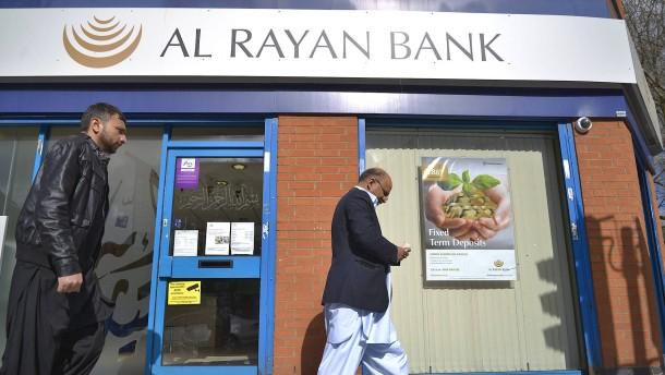 Islamische Bank hat Terror-Verdächtige als Kunden