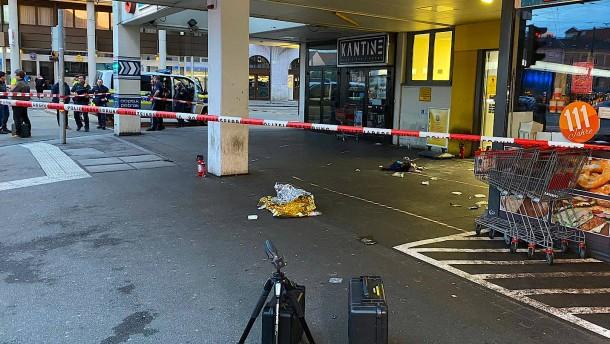 Polizist schießt mutmaßlichen Ladendieb an
