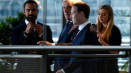 Zuckerberg lässt viele Fragen offen