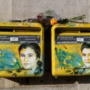 Eine Jüdin als Symbolfigur der Republik: Ohne Vorbehalte kann man den Vorschlag der Regierung unterstützen, Simone Veil zur neuen Marianne zu machen.