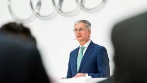 Anklage gegen früheren Audi-Chef Stadler in Diesel-Affäre