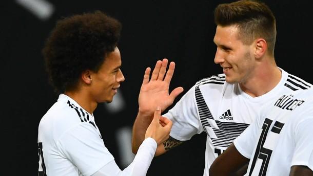 Löw ohne vier Bayern-Spieler – aber mit Süle und Sané