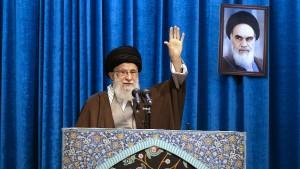 Trump warnt Irans geistliches Oberhaupt