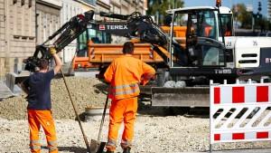 Arbeitslosigkeit in Deutschland sinkt auf Rekordwert