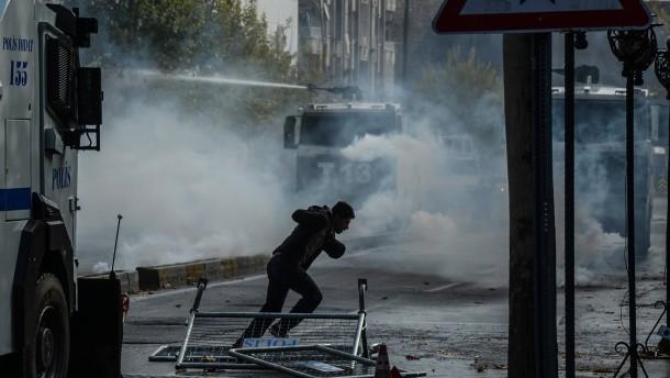 Aufstand der verlorenen kurdischen Jugend