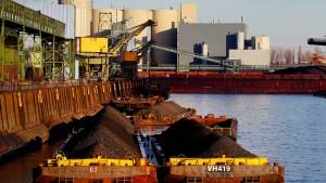 Der Duisburger Hafen setzt auf China statt Kohle