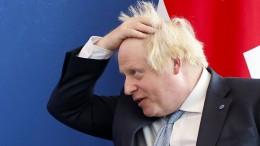 Britische Wirtschaft enttäuscht von Johnson