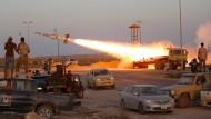 Regierungsnahe Truppen rücken in Sirte weiter vor
