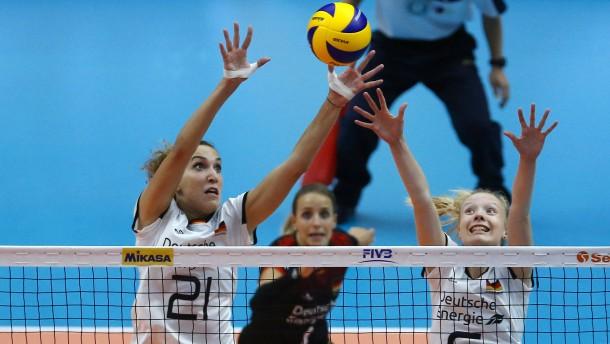 Japan zu stark für deutsches Team