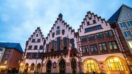In Frankfurt hofft die CDU auf die FDP