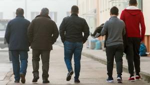 Erneut weniger Asylbewerber in Deutschland