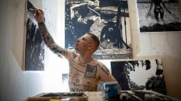 Kunst als Schrei und Ausdruck