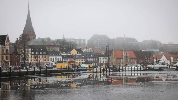 Ausgangssperre in Flensburg gegen Verbreitung der Mutante