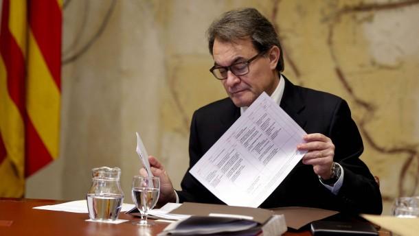 Katalonien steht vor Neuwahlen
