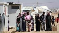 Fünf Millionen Syrer ins Ausland geflüchtet