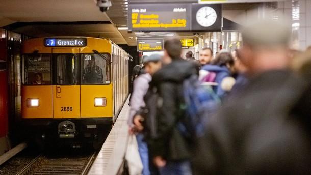 Einigung im Tarifstreit der Berliner Verkehrsbetriebe