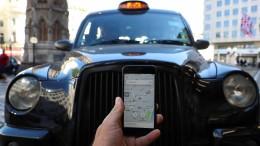 Auch Uber Black droht das Aus